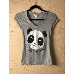 🐼American Apparel | Graphic Tee🐼